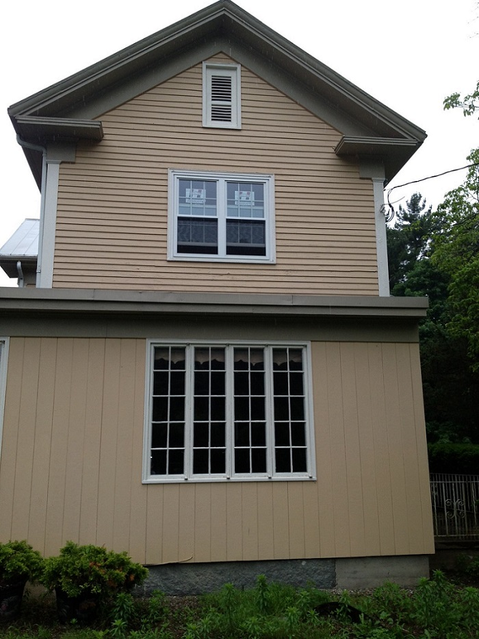 Harvey double hung replacement windows in sharon ma dlm for Harvey replacement windows