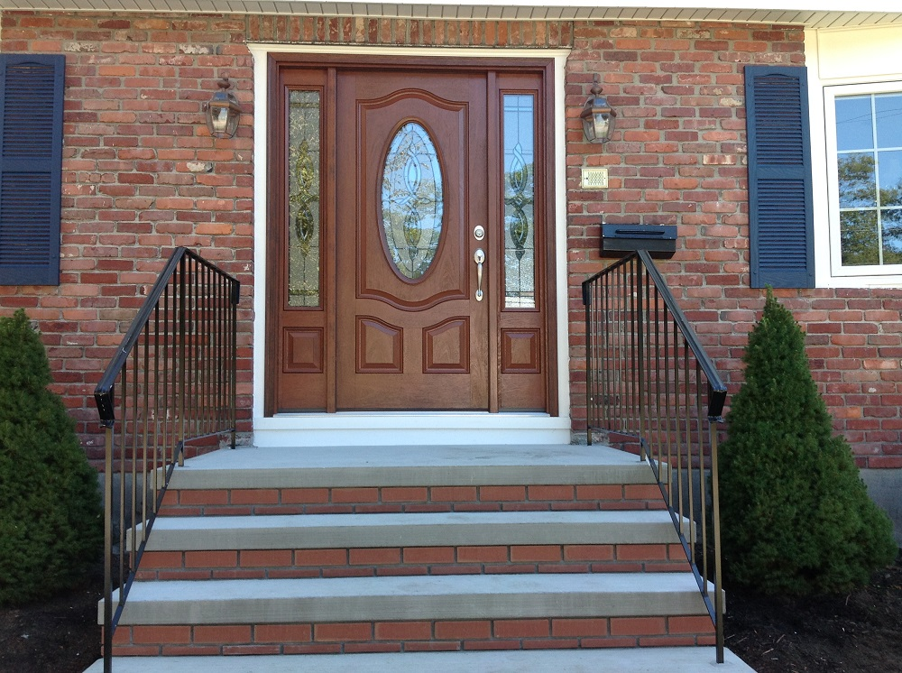 Harvey door smooth star fiberglass door exterior doors for Harvey therma tru doors
