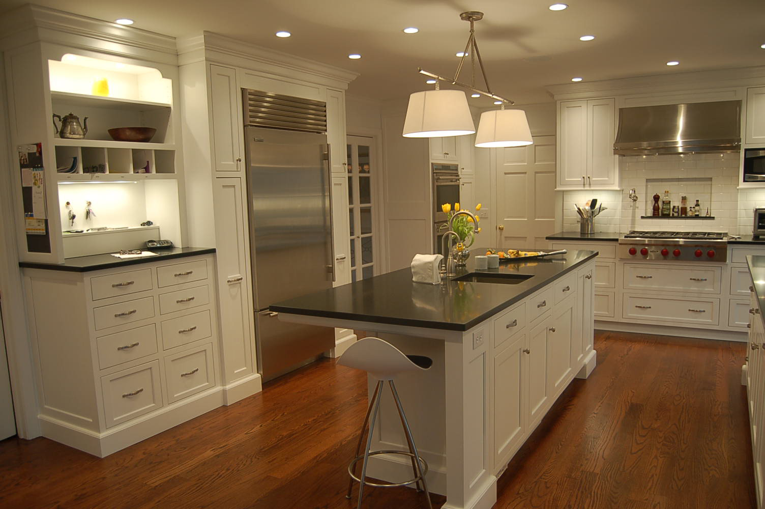Ideas With White Kitchen Cabinets Creative White Kitchen Cabinets
