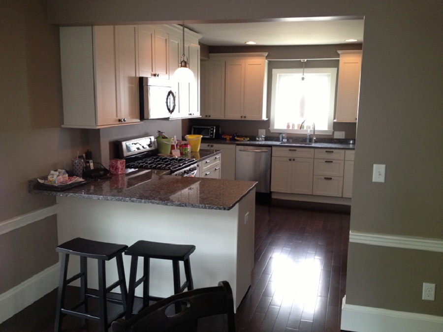 (After) Kitchen Remodeling Contractors in Waltham, MA