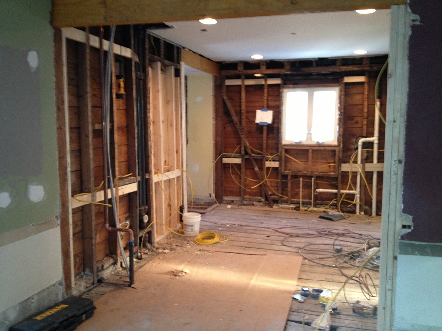 (Before) Kitchen Remodeling Contractors in Waltham, MA