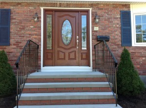 ThermaTru Fiberglass Replacement Door in Braintree