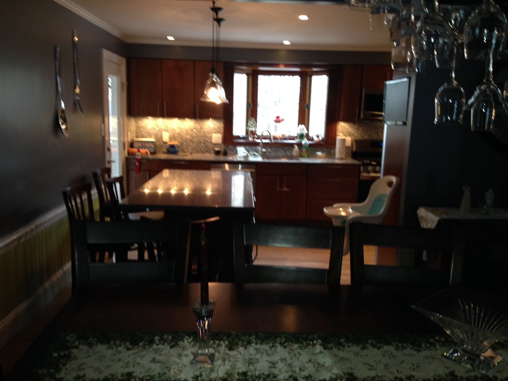 Kitchen Cabinet Remodeling Installation in Newton, MA