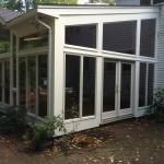 New Andersen Windows and Frenchwood Patio Doors in Sudbury Mass