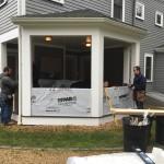 Concord Enclosed Porch