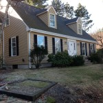 new vinyl siding & window replacement
