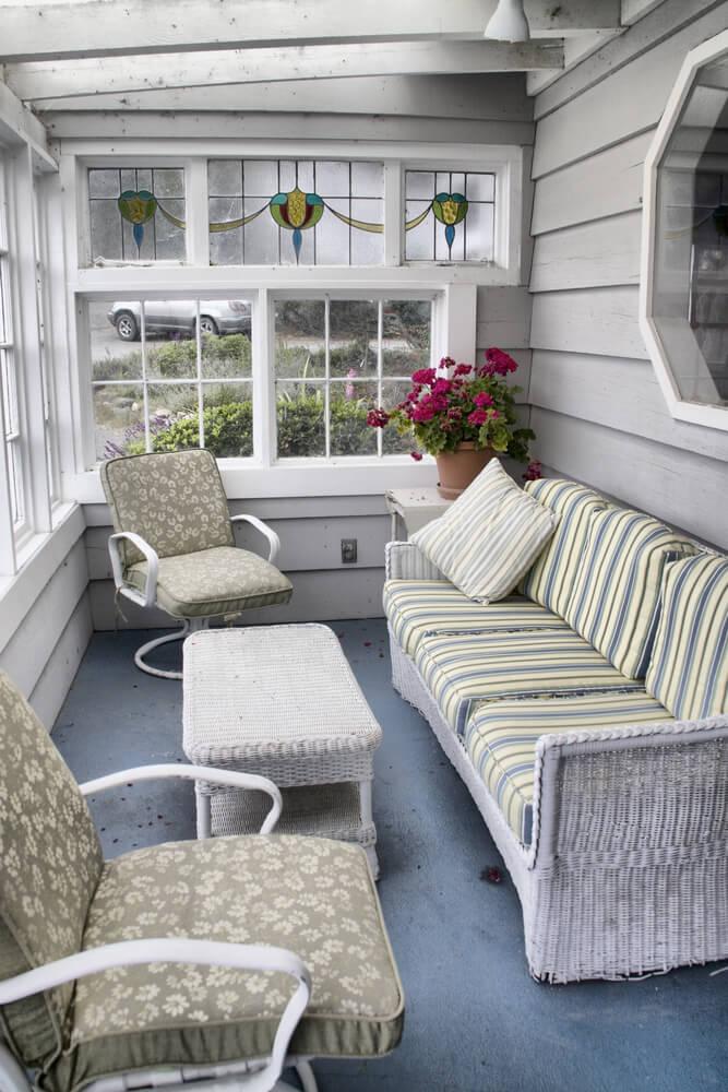 Diffe Styles Of Enclosed Patios, Enclosed Patio Room