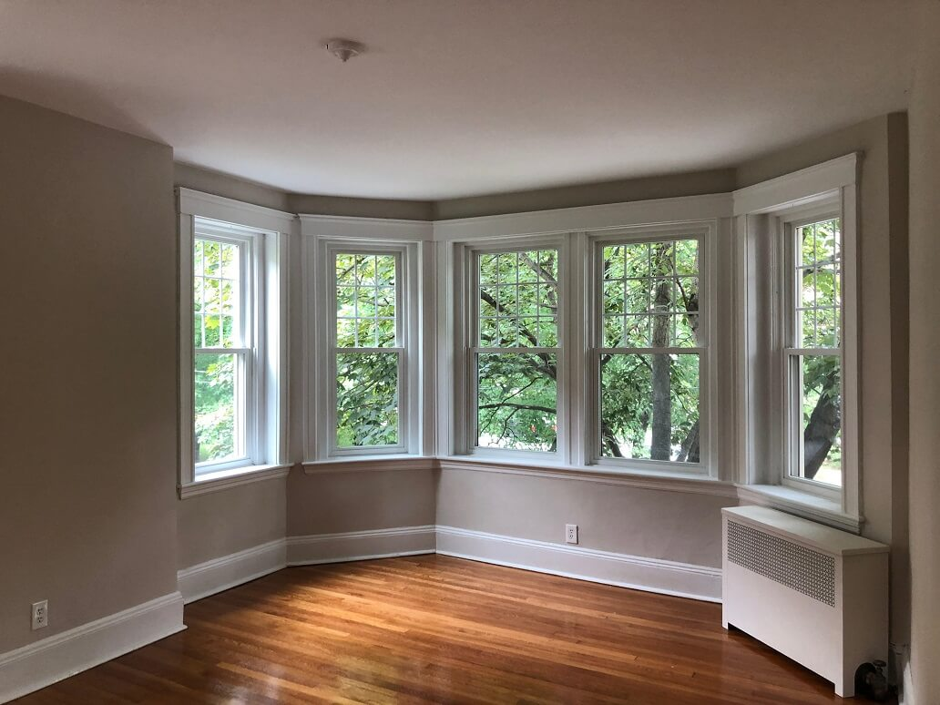 Window Replacement In Brookline Ma Dlm Remodeling
