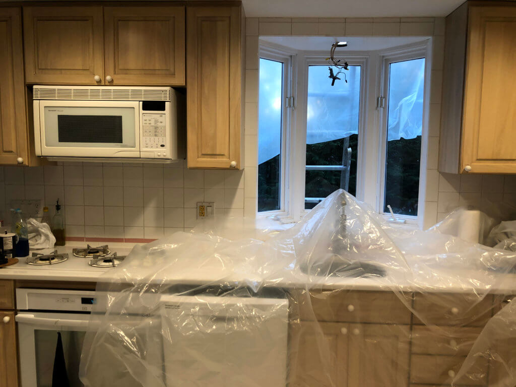 Kitchen Bay Window Replacement Dlm Remodeling